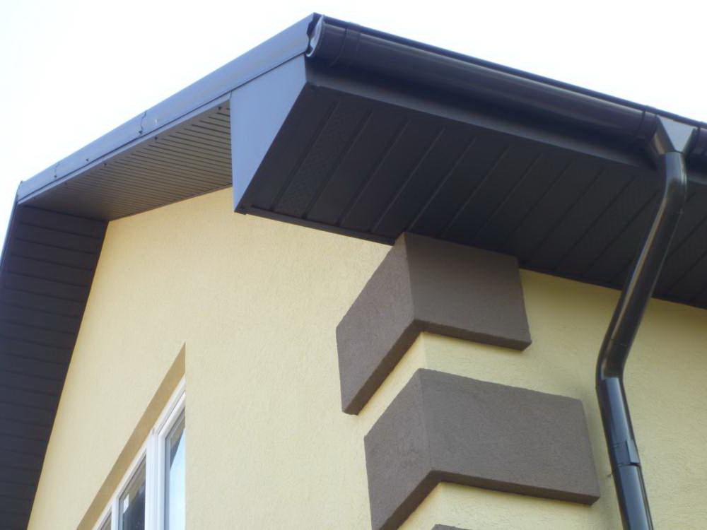 Как сделать короб на крышу